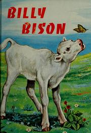 Cover of: Billy bison | Joe Maniscalco