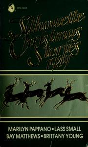Cover of: Silhouette Christmas Stories 1989 by Pappano, Small, Matthews, Young