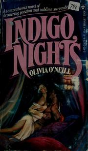 Cover of: Indigo Nights by