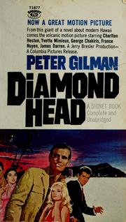 Cover of: Diamond Head by Peter Gilman