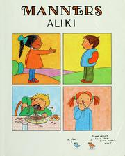 Manners by Aliki