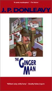 Cover of: The Ginger Man
