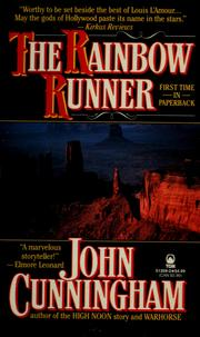 Cover of: The rainbow runner | Cunningham, John M.