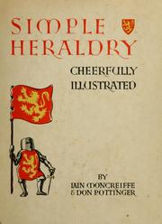 Cover of: Simple heraldry | Iain Moncreiffe of that Ilk