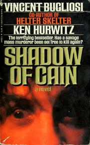 Cover of: Shadow of Cain by Vincent Bugliosi