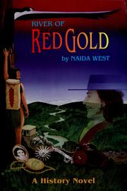 Cover of: River of Red Gold | Naida West