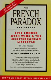 The French paradox and beyond
