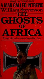 Cover of: The Ghosts of Africa by William Stevenson