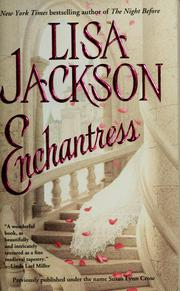 Cover of: Enchantress | Lisa Jackson