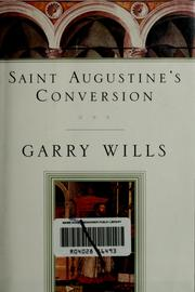 Cover of: Saint Augustine's conversion | Augustine of Hippo