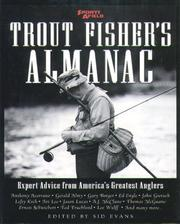 Cover of: Trout fisher