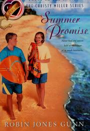 Cover of: Summer Promise (The Christy Miller Series #1) by Robin Jones Gunn