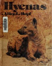 Hyenas by Alice Lightner Hopf