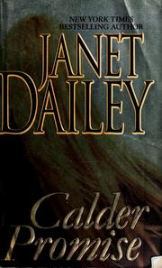 Cover of: Calder promise |