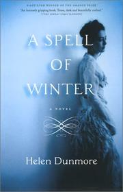 Cover of: A spell of winter
