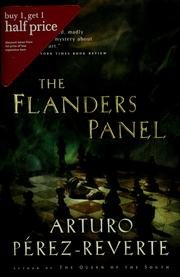 Cover of: The Flanders panel | Arturo Pérez-Reverte