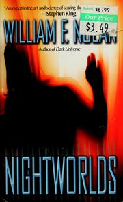 Cover of: Nightworlds by William F. Nolan
