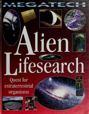 Cover of: Alien lifesearch | David Jefferis