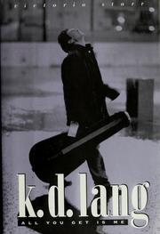 Cover of: k.d. lang | Victoria Starr