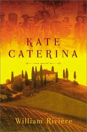 Cover of: Kate Caterina