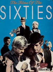 Cover of: The Films of the Sixties