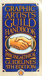 Graphic Artists Guild handbook