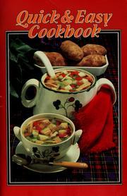 The Quick & easy cookbook