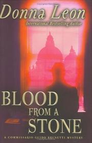 Cover of: Blood from a Stone