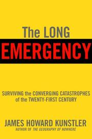 Cover of: The Long Emergency