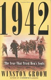Cover of: 1942: The Year That Tried Men's Souls