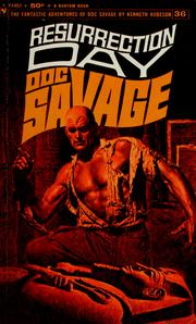 Cover of: Doc Savage. # 36. by William G. Bogart [Kenneth Robeson]