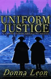 Cover of: Uniform Justice