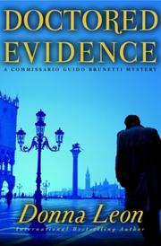 Cover of: Doctored Evidence: A Commissario Brunetti Novel (Commissario Guido Brunetti Mysteries)
