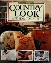 Country livings country look