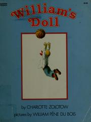 Cover of: William's Doll