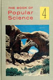 Cover of: The Book of popular science. |