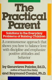 Cover of: The practical parent | Genevieve Painter