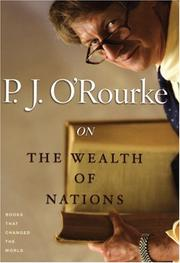 Cover of: On The Wealth of Nations (Books That Changed the World)