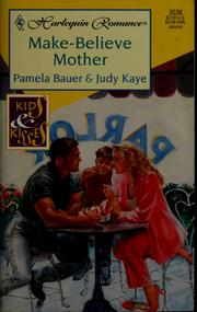 Cover of: Make-believe mother by Pamela Bauer
