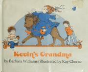 Cover of: Kevin's grandma by Barbara Williams