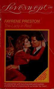 Cover of: The Lady in Red | Fayrene Preston