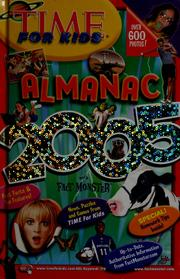 Cover of: Time for Kids almanac 2005 |