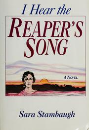 Cover of: I hear the reaper