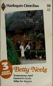 3 great novels by Betty Neels