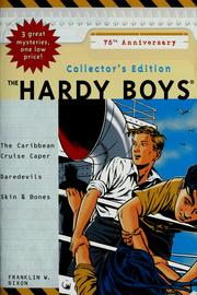 Cover of: The Hardy Boys | Franklin W. Dixon