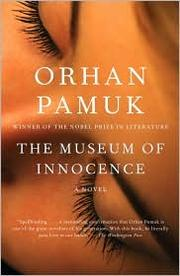 Cover of: The Museum of Innocence (Vintage International) by Orhan Pamuk
