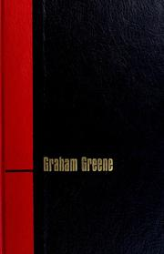 Cover of: The confidential agent by Graham Greene