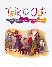 Cover of: Talk it out | Barbara Porro