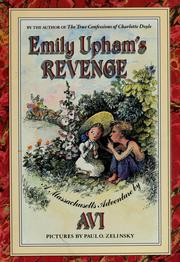 Cover of: Emily Upham's revenge | Avi