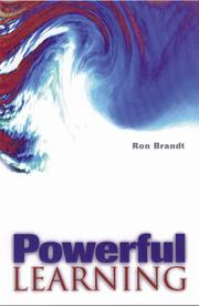 Cover of: Powerful learning | Ronald S. Brandt